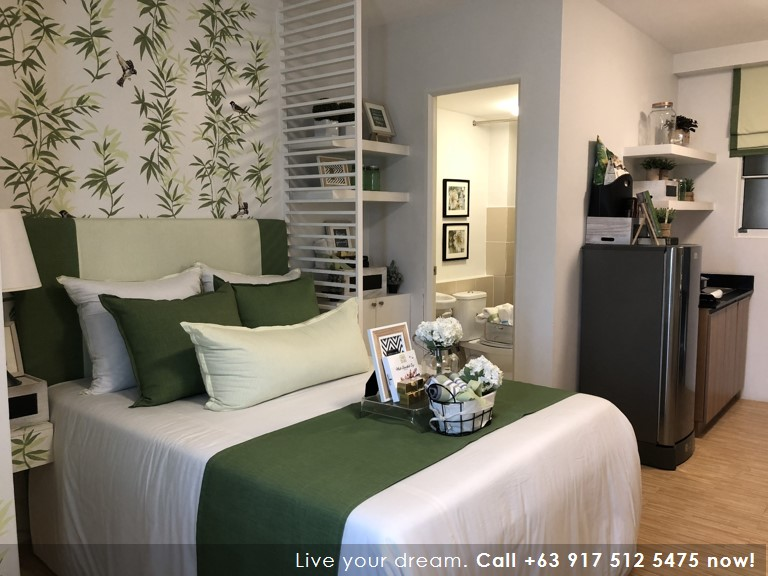Studio 24 Sqm - Camella Condo Homes Las Pinas| Camella Condominium for Sale in Las Pinas City