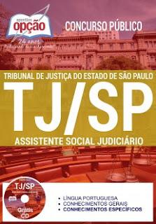 Apostila concurso TJSP 2017 Psicologo