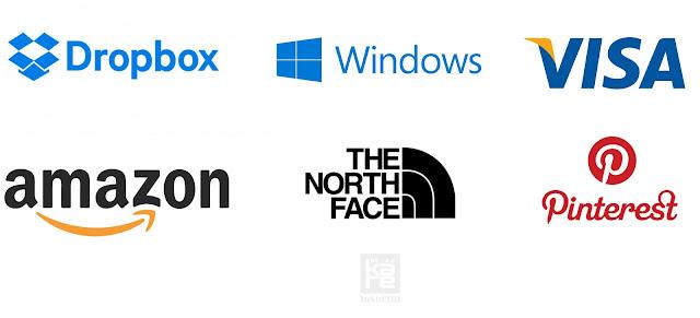 modern logo tasarım örnekleri