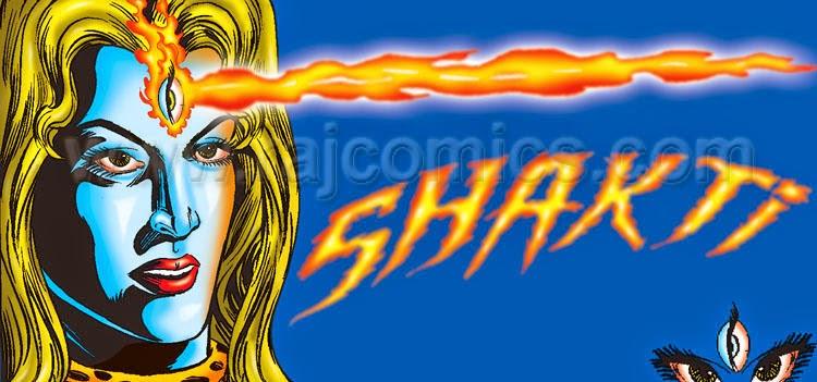 Shakti Banner Raj Comics