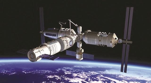 इंसानों के रहने के लिए चीन बना रहा अपना स्पेस स्टेशन, 2022 तक पूरा कर लेगा काम