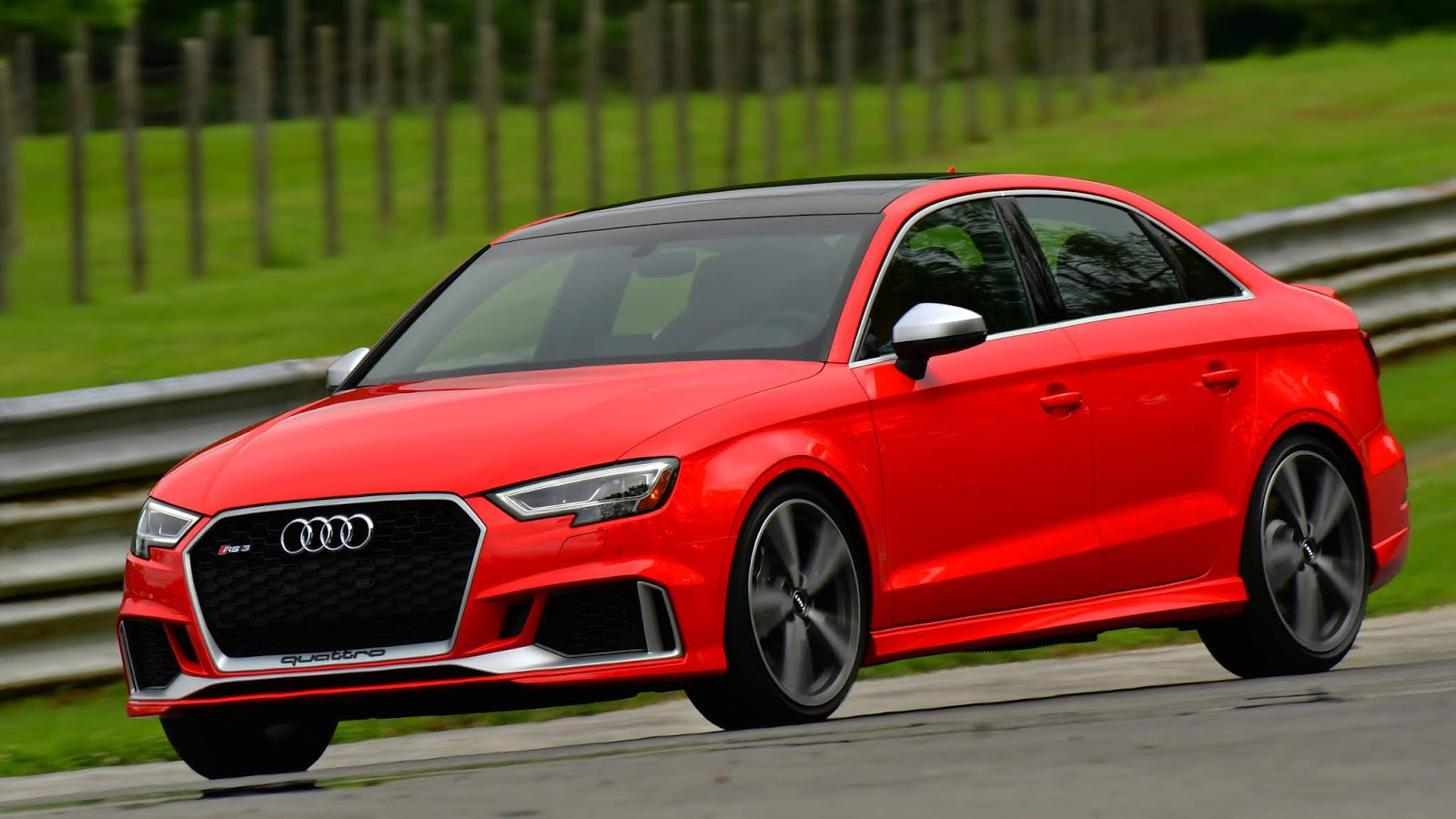 Automotiveblogz: Audi RS3 2019