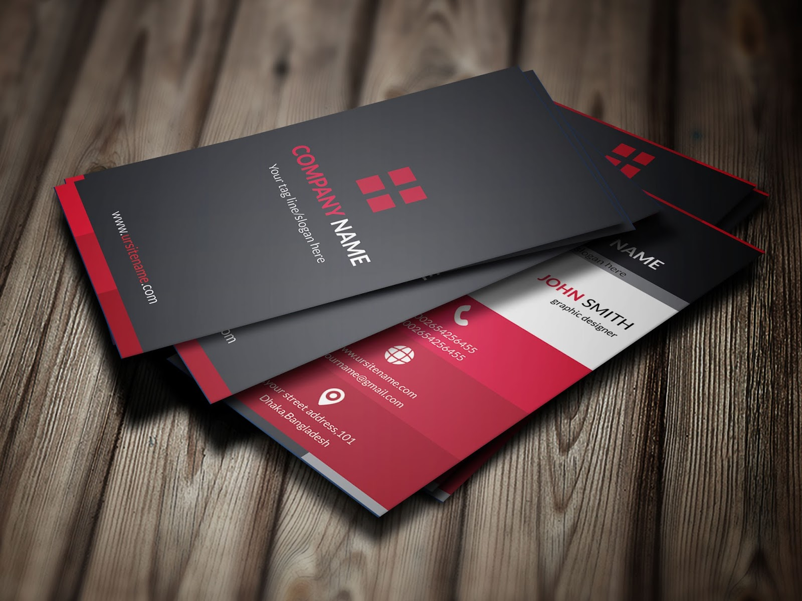 Business card design in adobe photoshop ajoy saha business card design in adobe photoshop reheart Images