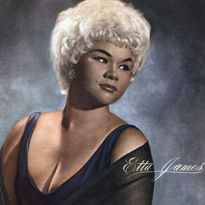 Jerry's Brokendown Palaces: Etta James