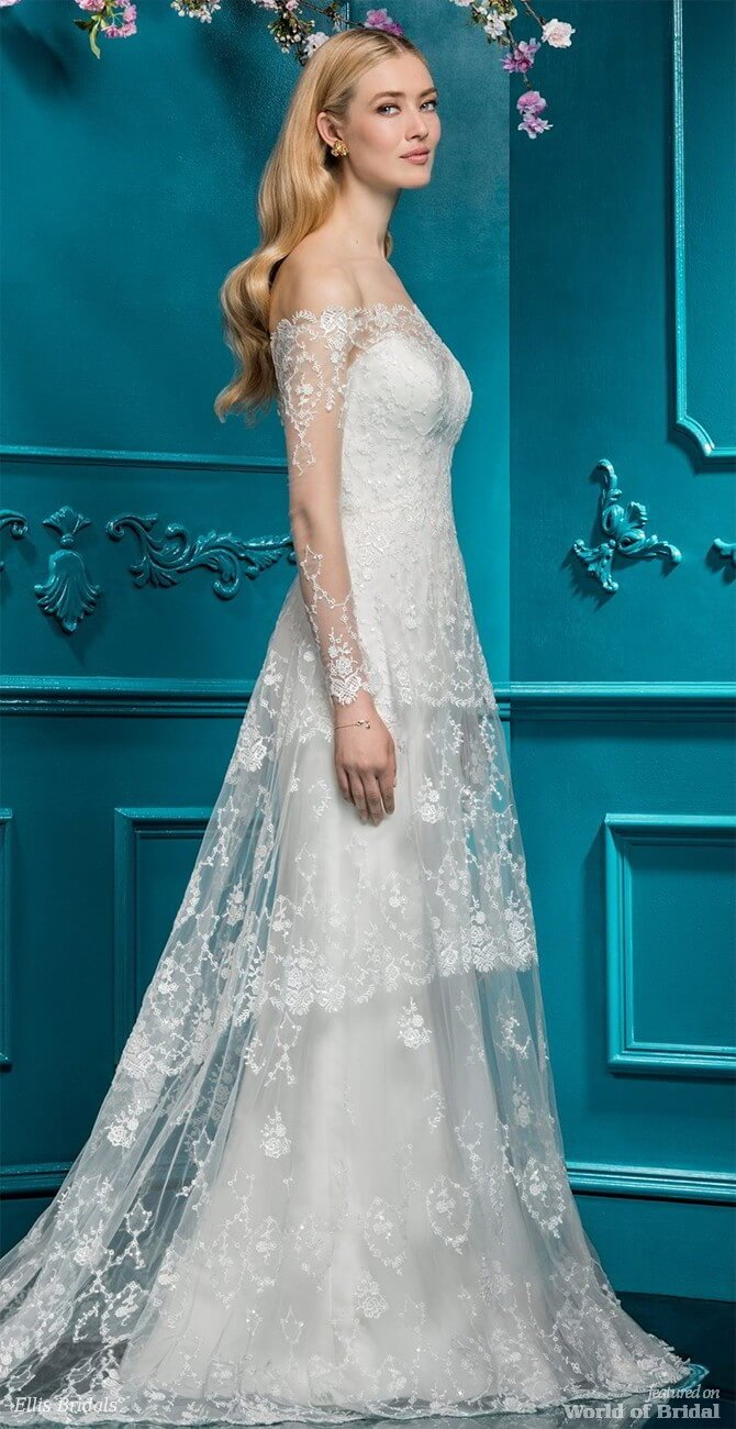 Ellis Bridals 2018 Wedding Dresses - World of Bridal