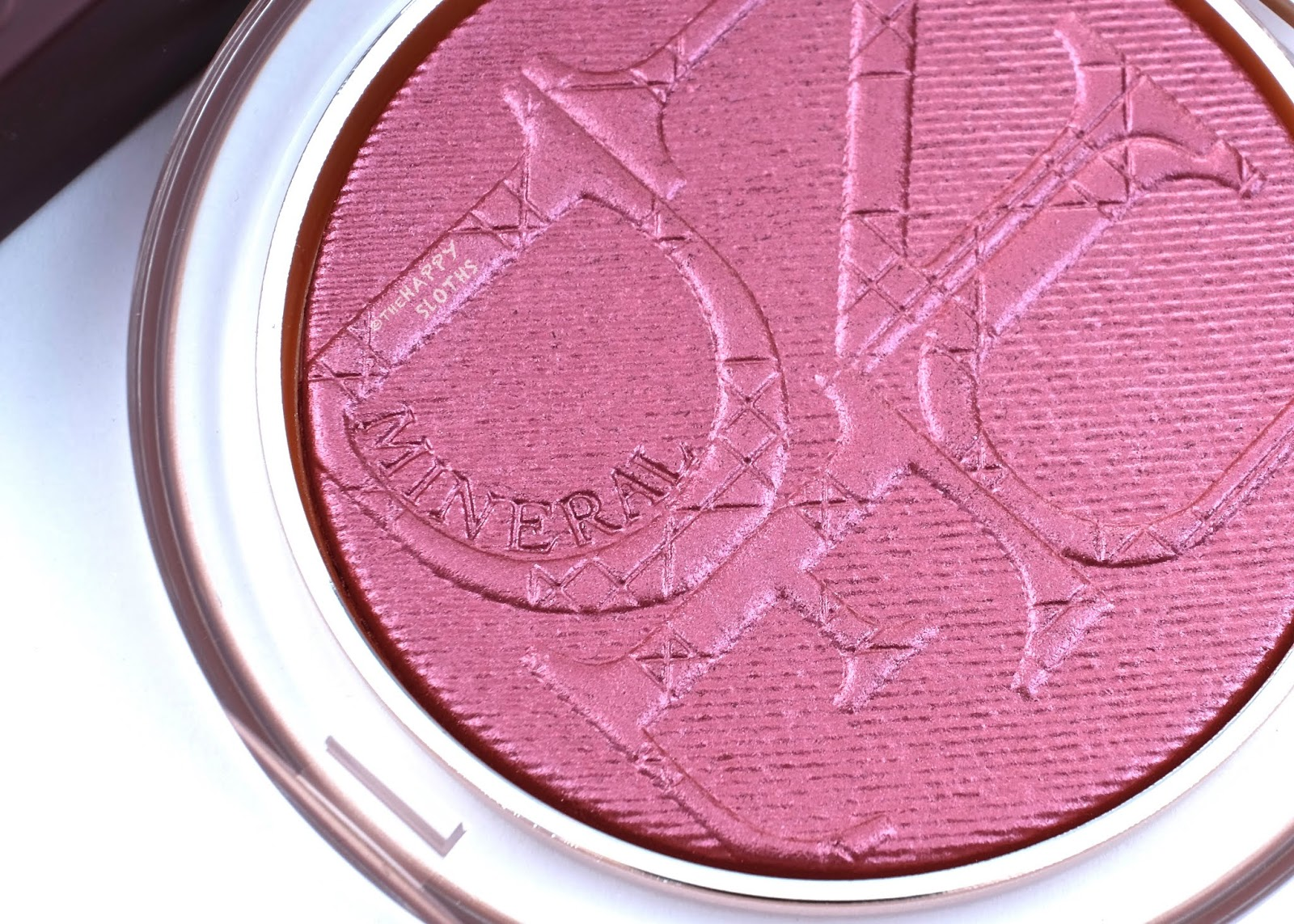 "Dior Summer 2019 Wild Earth Collection | Diorskin Nude Luminizer Blush in ""11 Plum Pop"": Review and Swatches"