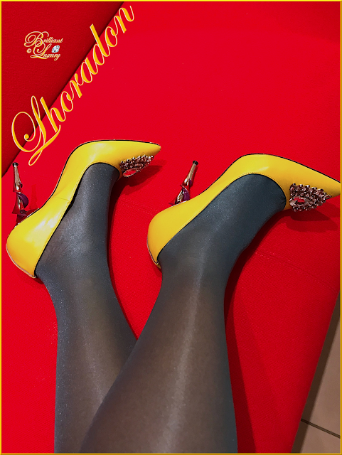 Brilliant Luxury♦Lhoradon high heels