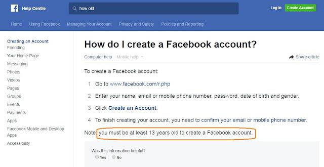 Bahaya Facebook Bagi Remaja.