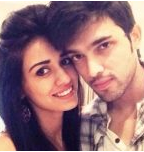 Disha Patani and Parth Samthaan