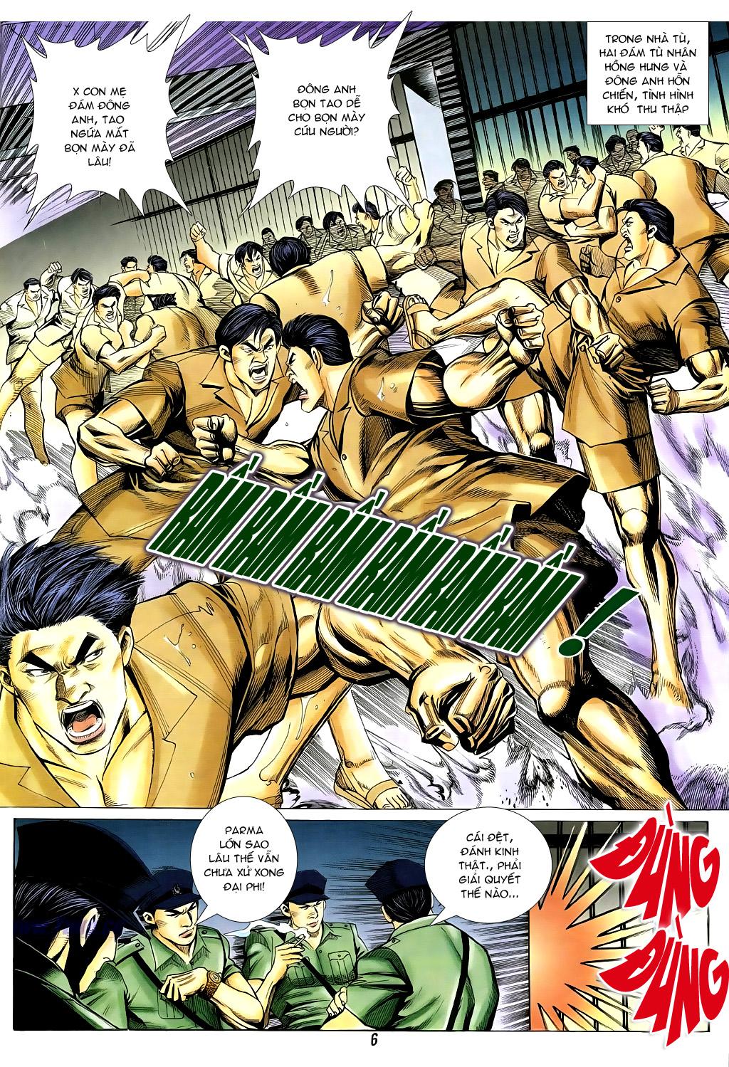Người Trong Giang Hồ chapter 328 trang 5