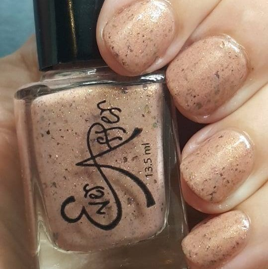 Ever After Polish - Berries in the Leaves