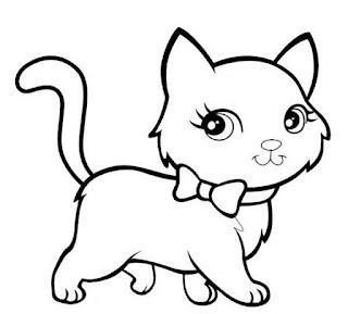 Ζωγραφιές με γάτες