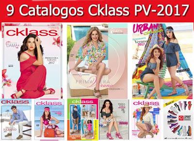 Cklass Catalogos Primavera Verano 2017