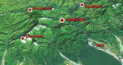 Mungpoo Map