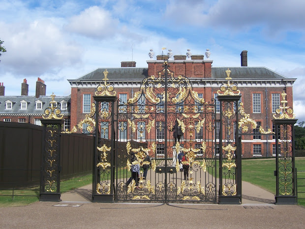 English Historical Fiction Authors Victoria' Early Years - Kensington Palace