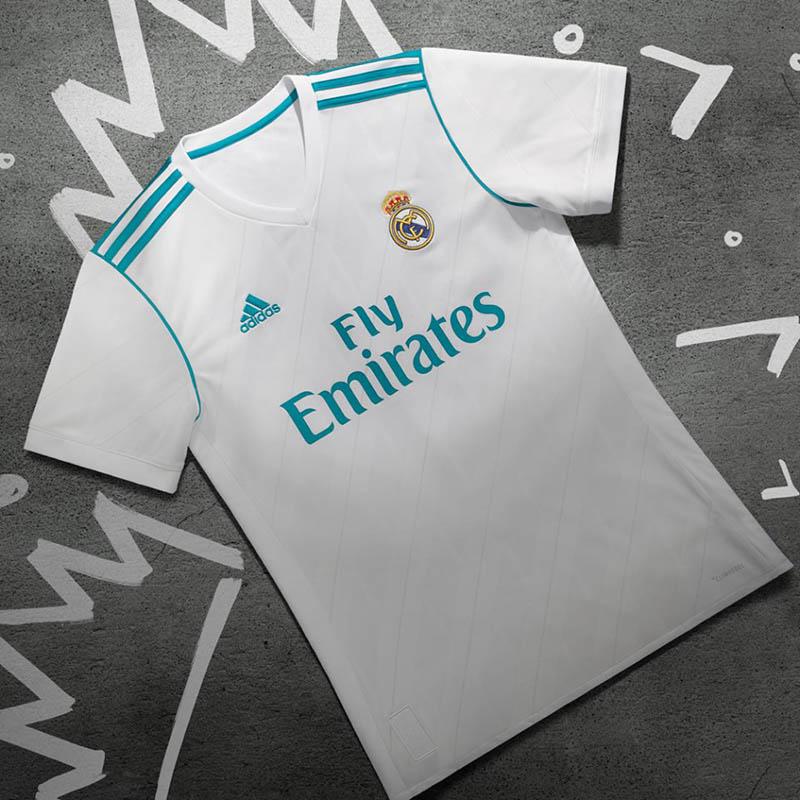 549a3669835de Nueva camiseta Real Madrid 2017 2018