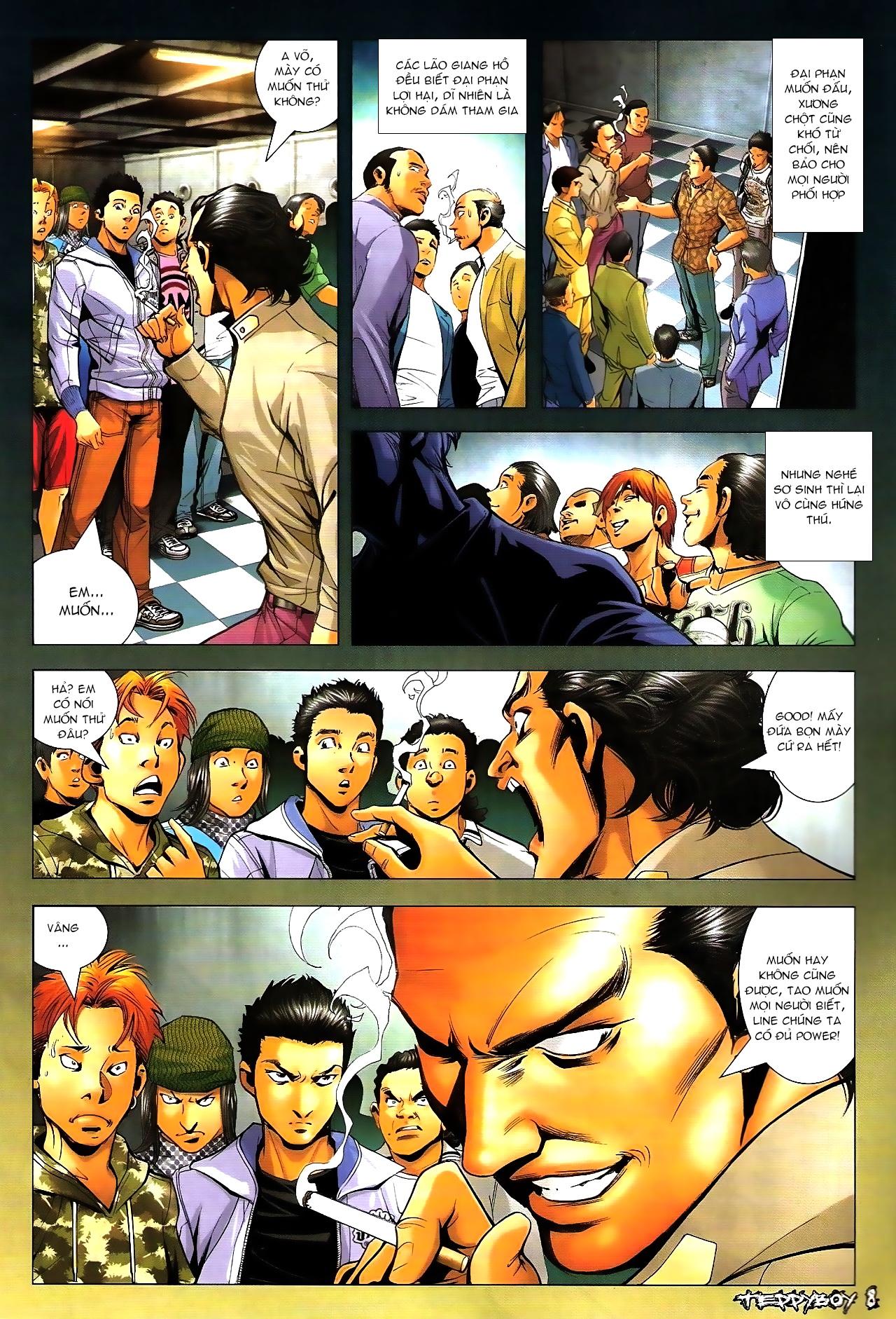 Người Trong Giang Hồ - Chapter 1289: Thái Tử thứ hai - Pic 7