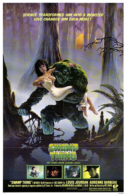 Ver swamp thing la cosa del pantano hd 1982 for The thing free online
