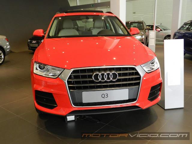 Audi Q3 Ambiente 1.4 TFSI: fotos, preço e informações