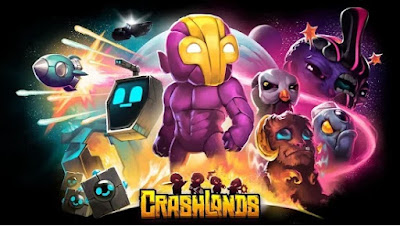 Crashlands v1.3.13 Full Apk Android Latest Mobile Gratis