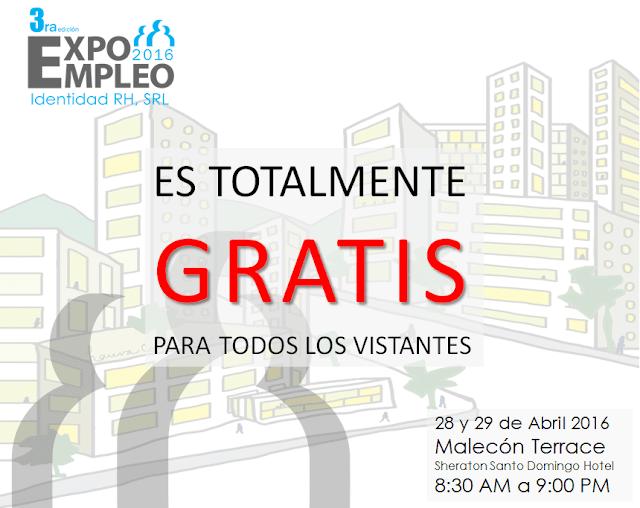 """Expo Empleo RD 2016"""