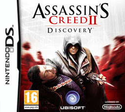 Assassin's Creed 2: Discovery NDS, Español, Mega