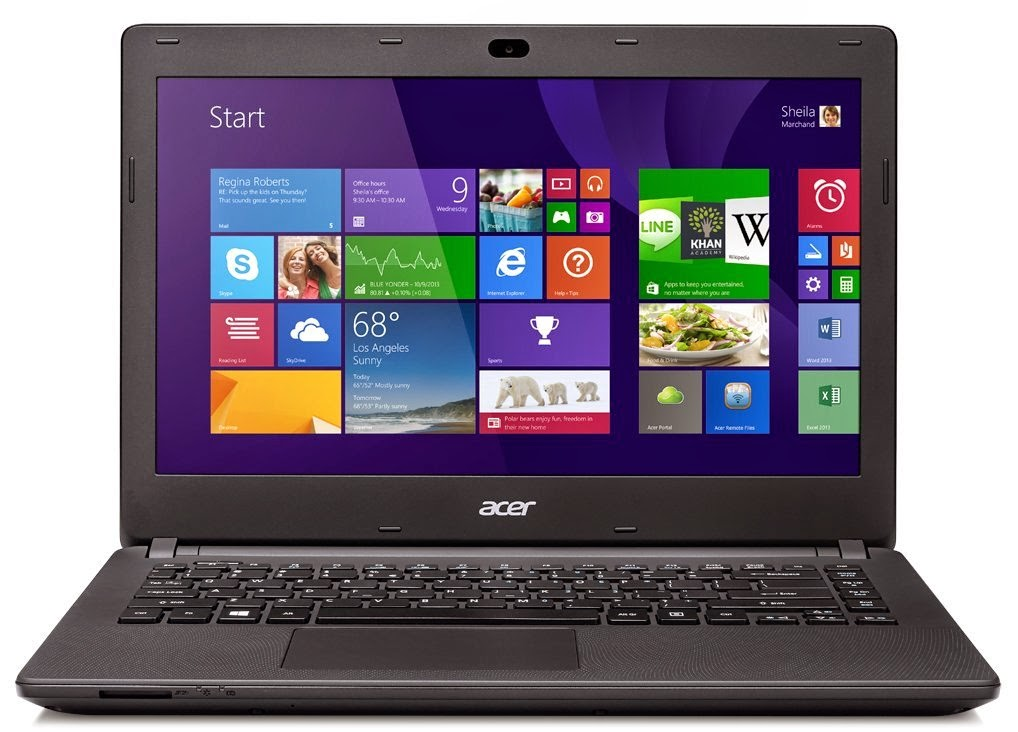 Acer Aspire ES1-711G Intel Sideband Fabric Windows Vista 32-BIT