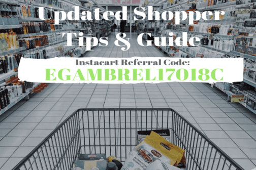 Instacart referral code