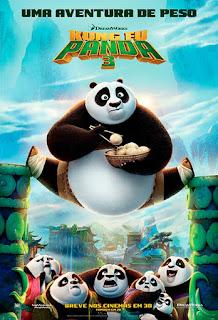Assistir Kung Fu Panda 3 Dublado Online HD