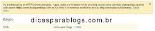 verificar compatibilidade de https no blog