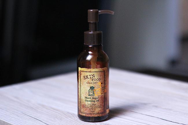 skinfood black sugar cleansing oil review