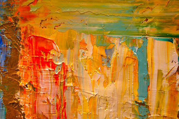 Paintings Theresa Paden Abstract Expressionistic