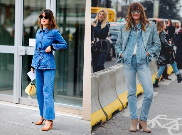2019 Winter Casual Denim Outfits