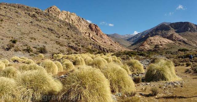 descripción, informacion, senda, ascenso, cumbre, cerro zanjerias,trekking