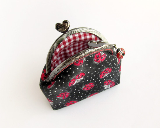 ladybirds purse, кошелечки