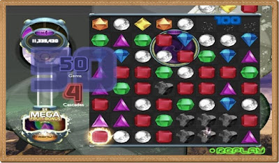 Bejeweled Twist PC Games Gameplay