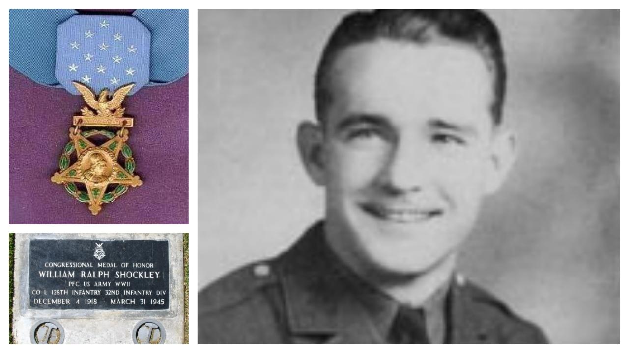WW2 Fallen 100: WW2 Luzon Fallen - Medal of Honor hero William