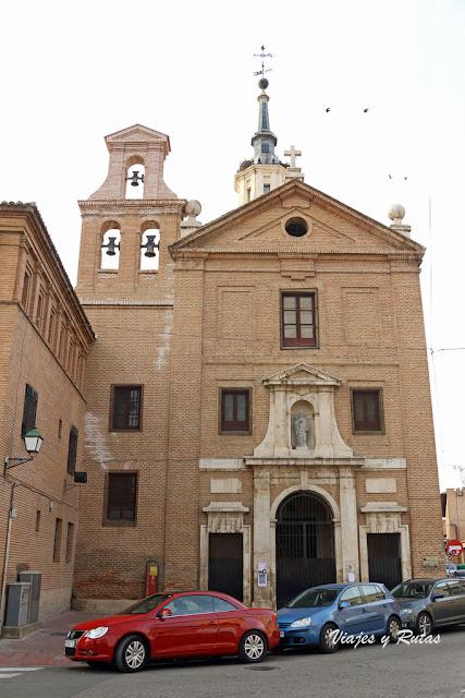 Convento de las Agustinas, Alcalá de Henares