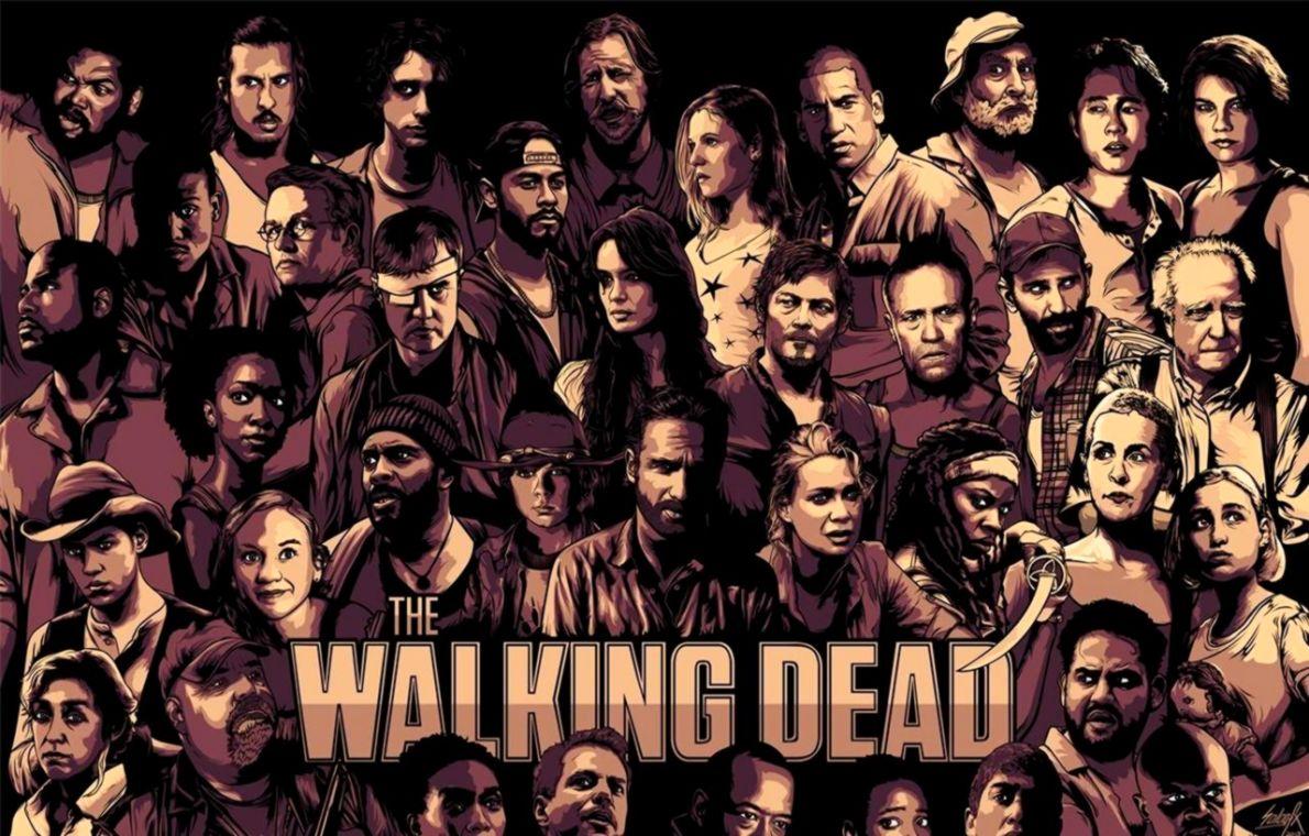 Walking Dead 01 Wallpaper Hd Wallpapers Snipe