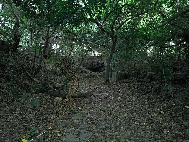 アンティラガマ(真壁千人壕)の写真