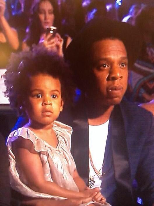 No divorce,Beyonce,jayZ & Blue Ivy the Perfect family @Mtv ...