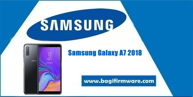 Firmware dan Cara Flash Samsung Galaxy A7 2018 SM-A750GN