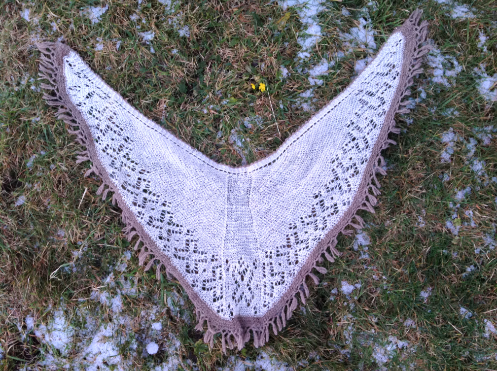 KB Knits & Crafts: Faroese Shawls