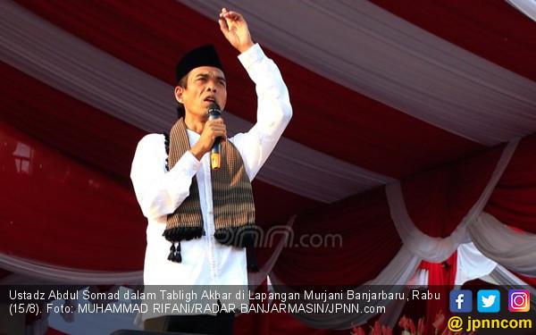 Ustaz Abdul Somad Ceramah di Acara HUT Kemerdekaan RI, Lucu