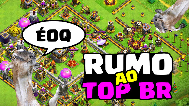 TOP BR - Clash of Clans