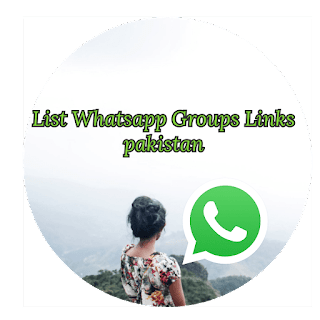 Whatsapp Groups Links pakistan