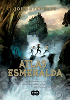Resenha - O Atlas Esmeralda, editora Suma de Letras