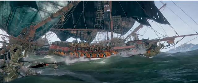 Skull & Bones nos maravilla con un gameplay en el E3