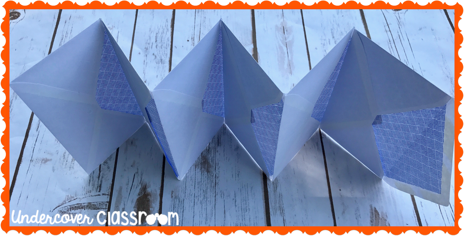 Learn how to make an accordion book out of envelopes that you can use in your classroom. Accordion envelope books are a handy tool you can use for many topics. Just fill up the pockets with content!