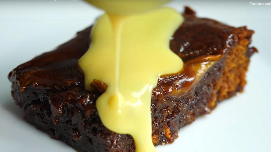 Cara Membuat Puding Pear Toffe yang baik untuk kesehatan